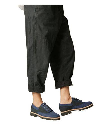 日本初上陸!スペインのシューズブランドDeux Souliers / ドゥ・スーリエのWeekender #1  レースアップシューズ (ネイビー)。 #DeuxSouliers #ドゥスーリエ #スペイン #spain #shoes #シューズ #ブランド #インポート #レースアップ #シューズ #靴 #靴職人 #ブーティ #ブーツ #ネイビー #ブラック #black #navy #drdenim #ドクターデニム #ootd #outfit #outfitoftheday #コーデ #コーディネート #commedesgarcons #コムデギャルソン #drmartens #ドクターマーチン #fashion #ファッション #レディース #メンズ