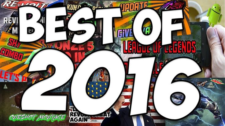 Best of 2016 Montage - KuNG-Fu-PeoN Best of my content i did in 2016/yearly 2015 thank you all for beeing here with me in 2016we reached over 6000 subscribers in this year and gotten some big videos out  love y'll Subscribe if you want to see more from me. MY COMPUTER : CPU- AMD FX-6350 Piledriver 3.9GHz Socket AM3 125W Six-Core GPU- HD 7850 XFX core edition Motherboard- Asrock 980DE3/U3S3 Case- LC POWER Gaming 975B Air Wing 6/7 FANS RAM- 8 GB ddr3 1600 MHz Power Supply- NVT-ML500W Disk…