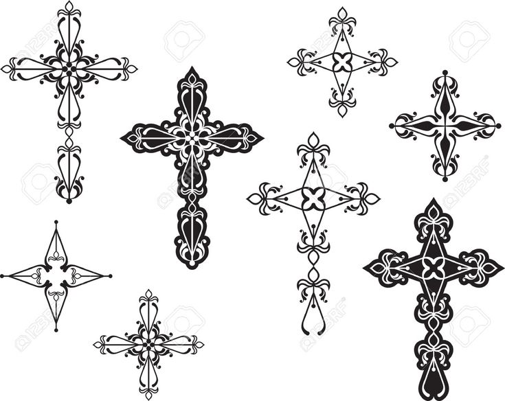 cross tattoos for women breasts - Google Search