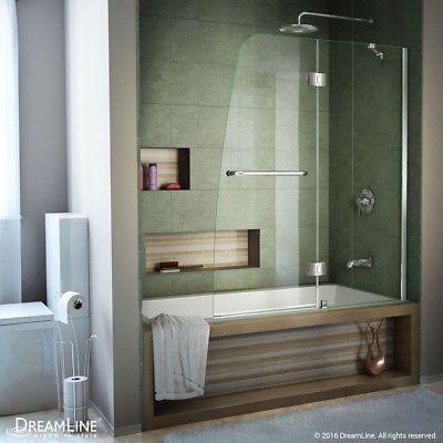 how to finish a bathtub shower window