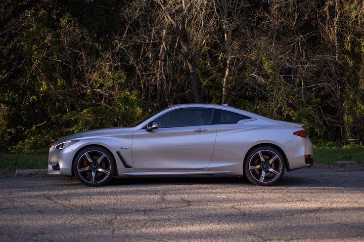 2020 Infiniti Q60 Red Sport 400 review When beauty isn't