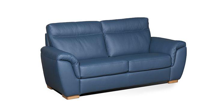 Il divano 3 posti in pelle modello Dream è in grado di adattarsi ad ogni tipo di area living.La struttura è resistente,grazie hai materiali utilizzati.
