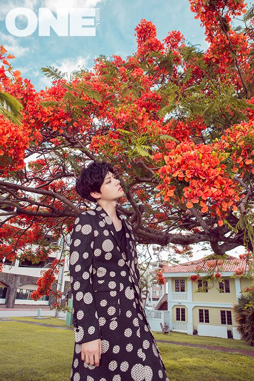 Ahn Jae Hyun for One July`15