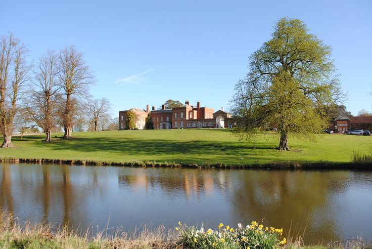 Braxted Park. Witham, Essex - This elegant Georgian mansion is a fully licensed, country house wedding venue in Essex, situated in an idyllic location in the heart of the Essex countryside.