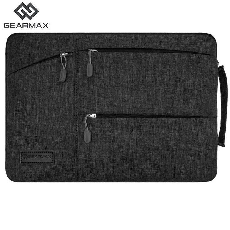 Gearmax 11 12 13 14 15 Laptop Bag 15.6 Men Women Laptop Bag Wool Felt Case For Macbook Air 13 Bags Case for Macbook Pro 13 15 //Price: $20.50//     #shop