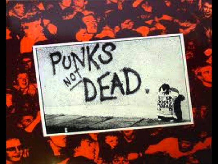 The Exploited - Punks Not Dead 1981 _Full Album.. (+плейлист)