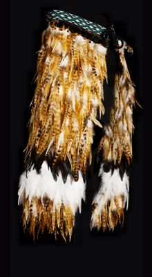Piwakawaka (Child) - Feather cloak (Korowai)