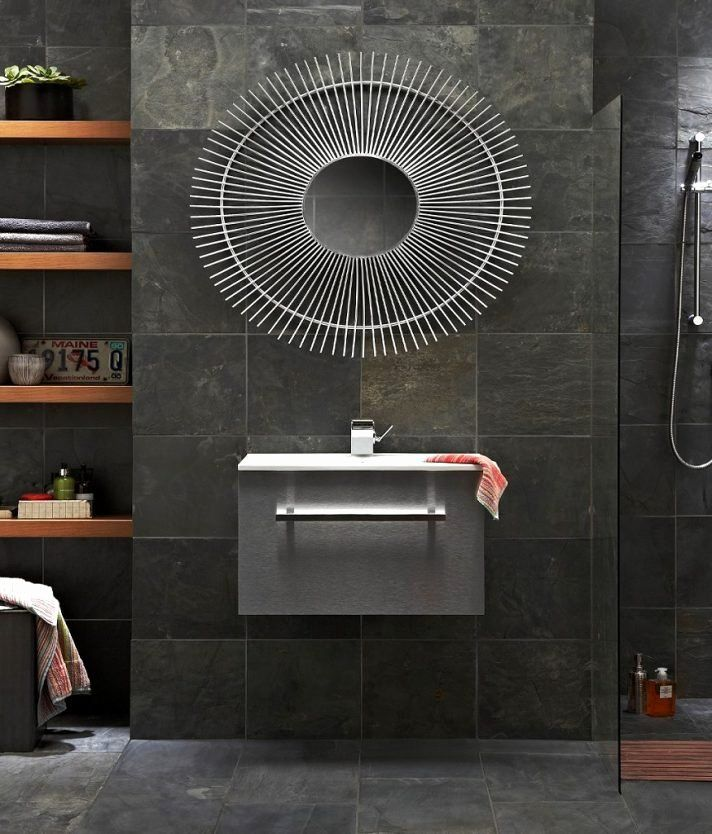 Fired Earth Bathroom Furniture Unique 46 Most Blue Chip Bathroom Flooring Tile Wonderful Decoration Ideas