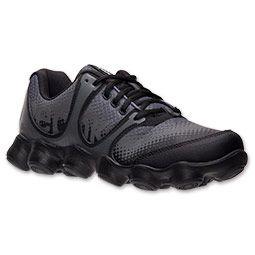 Men's Reebok ZigWild Trail 3 Running Shoes  FinishLine.com   Black/Rivet Grey