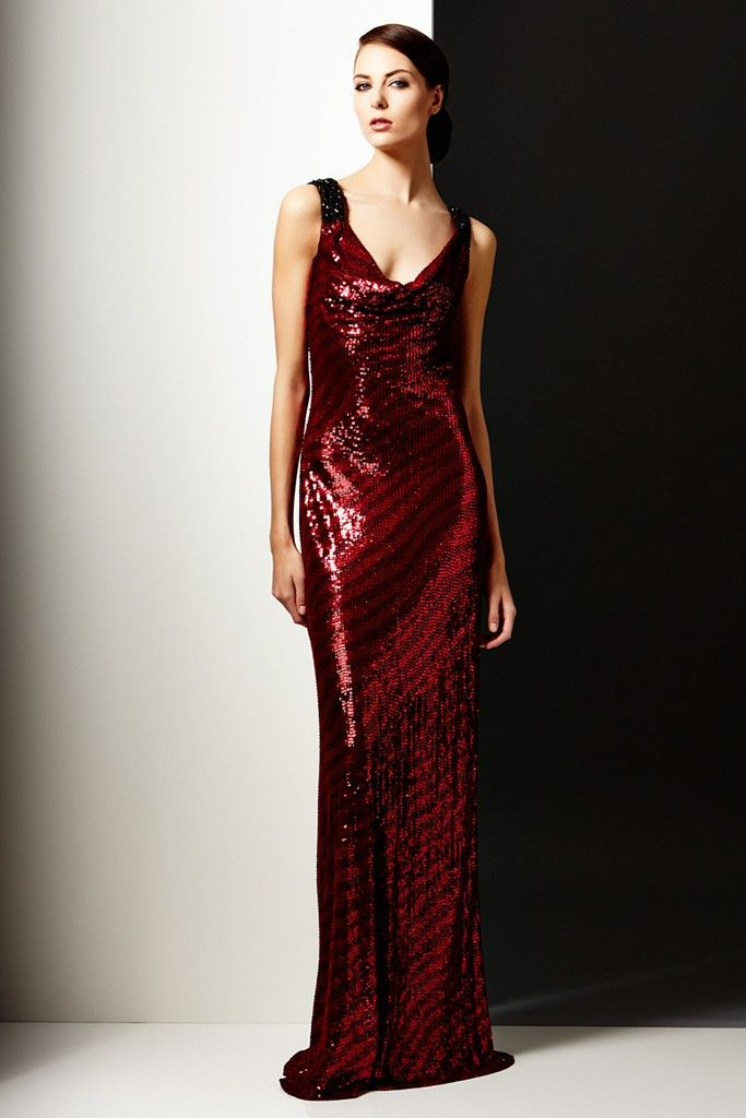 Pamella Roland Pre-Fall 2014 [Courtesy Photo]