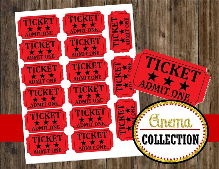 MOVIE PARTY - HOLLYWOOD - Movie Tickets