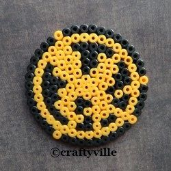 1000 Images About Melting Beads Patterns On Pinterest