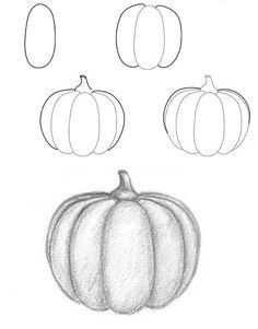Learn to draw for kids. Halloween Pumpki…