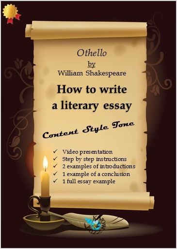 best othello by william shakespeare ideas   othello by william shakespeare how to write the literary essay