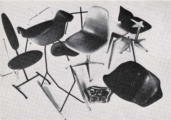 142 Best Chair Models Images On Pinterest Eames The Works And Charles Eames