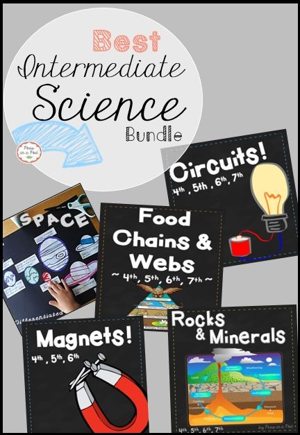Science Bundle ~ NGSS : 4th, 5th, & 6th Grade.Solar System Craftivity ~ Differentiated ~ Magnets, Rocks & Minerals, and Circuits. https://www.teacherspayteachers.com/Product/NGSS-Science-4th-5th-6th-Grade-2301862