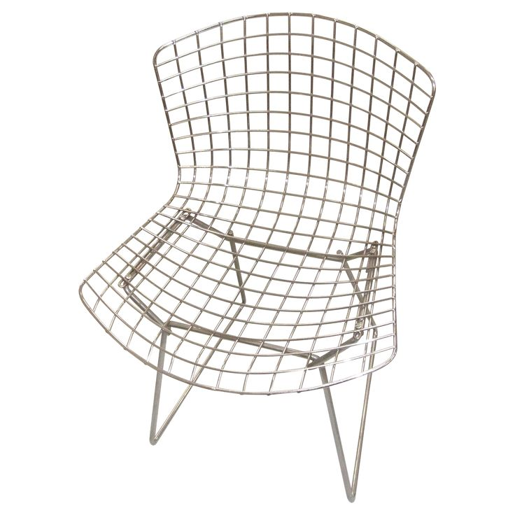 1000 images about have a seat on pinterest eames lounge chairs and chair - Chaise bertoia occasion ...
