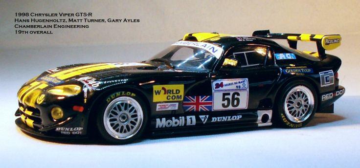 1998 Chrysler Viper GTS-R #56