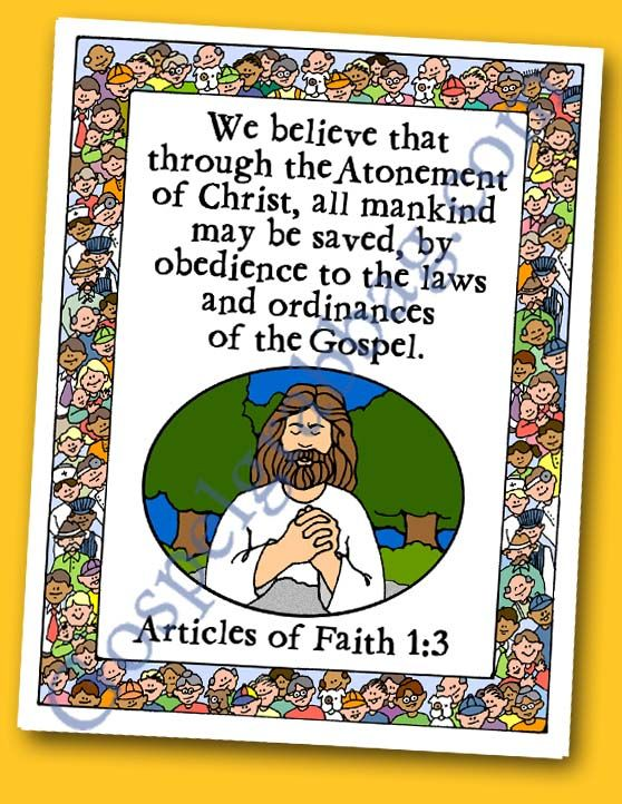 78 Images About SCRIPTURE POSTERS LDS 2015 Primary Sharing Time Theme I