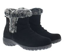 Khombu boots black