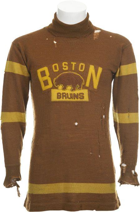 1925 First Bruins Jersey