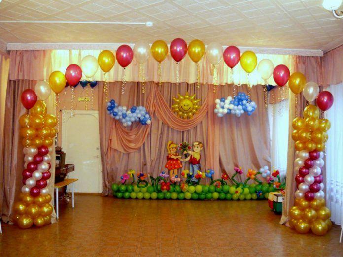 Doğum Günü Balonları, En Güzel Doğum Günü Balon Süsleme Örnekleri