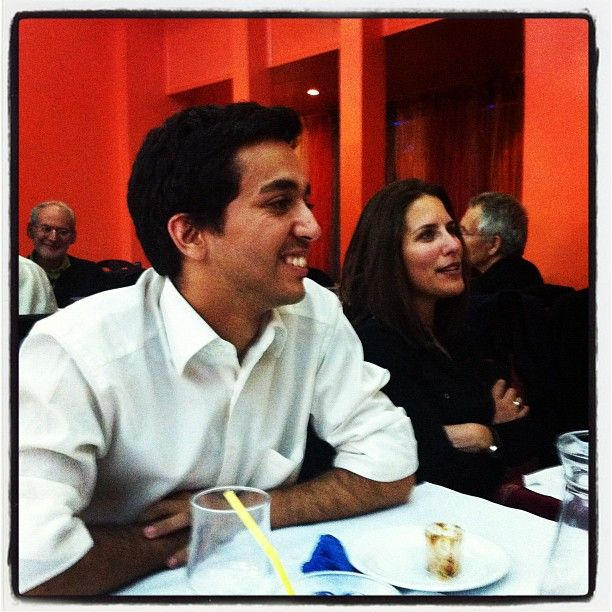 @Phil Khattou et @Camille Abreu