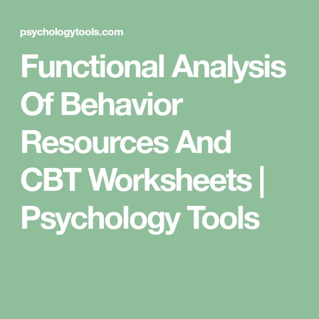 The  Best Functional Analysis Ideas On   Autism