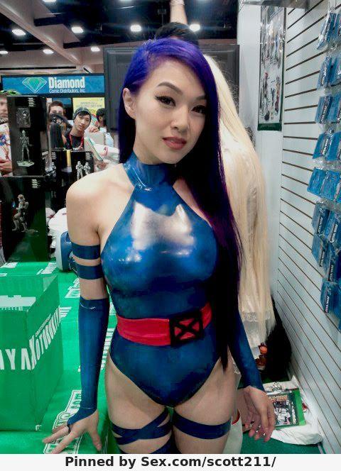 Секс с cosplay