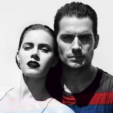 Amy Adams & Henry Cavill Man of Steel - Page - Interview Magazine