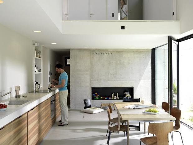 Wettbewerb Haus Des Jahres 2009 5 Platz In 2020 Schoner Wohnen Wohnen Und Einfamilienhaus