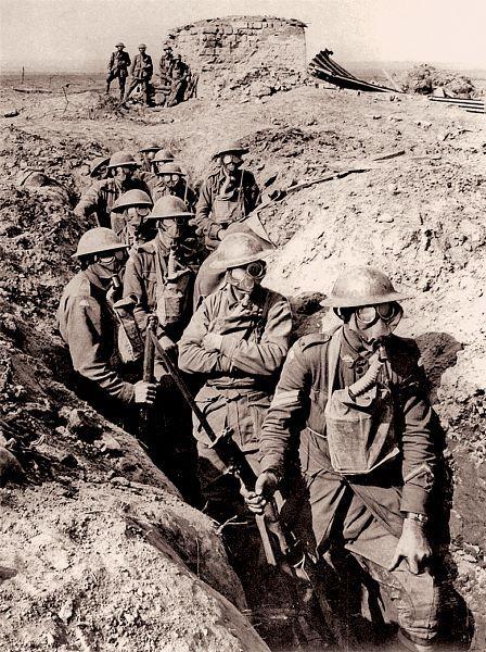 De Eerste Wereldoorlog 1914-1918     Oorlog en neutraliteit