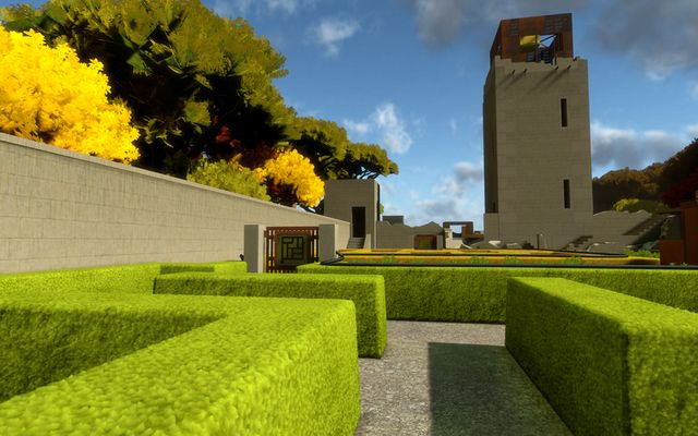 Getting lost in Jonathan Blow's The Witness