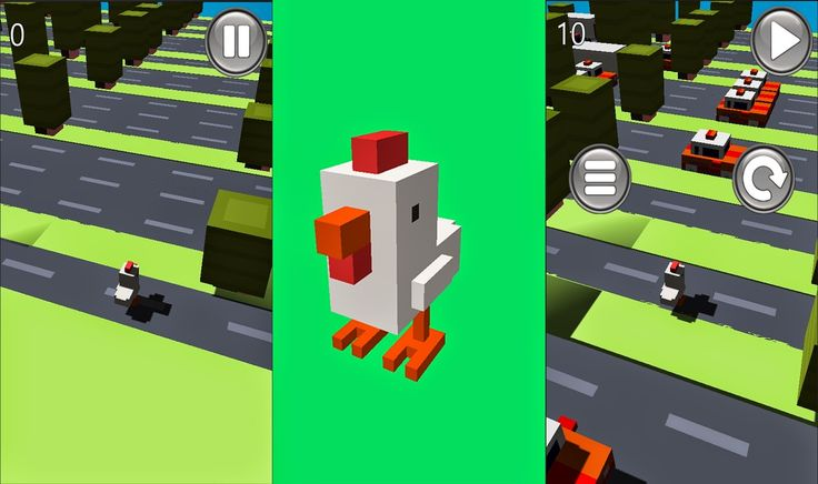 Chicken Crossing Road | Download Apps For Free