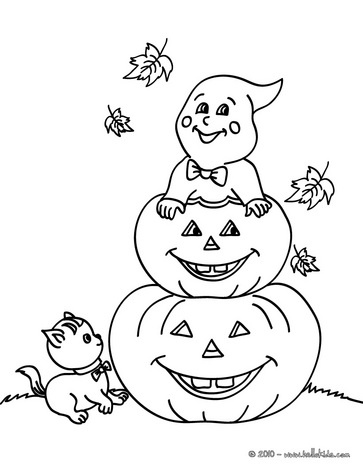 195 Fun Pumpkin Coloring Pages For Kids Hello Free