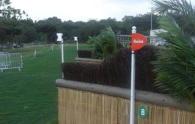 Rio Olympics cross-country course, designed by Pierre Michelet - Check out our fence by fence photos from the
