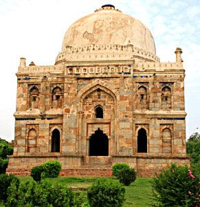 Delhi Sultanate ancient architecture