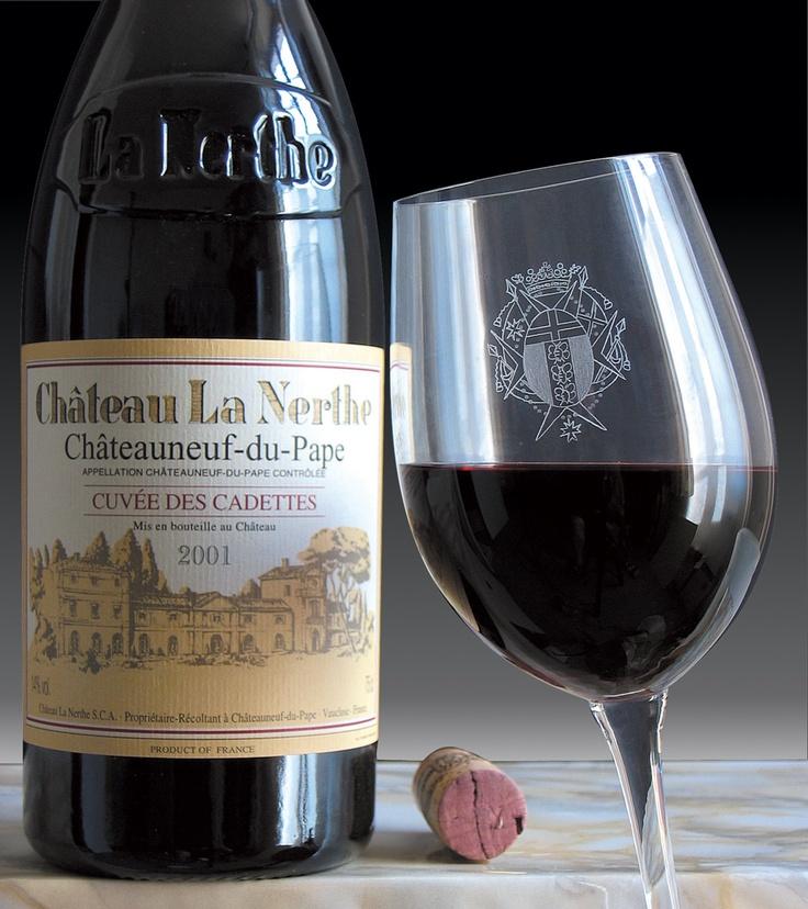 Chateau La Nerthe chateauneuf du pape cuvee des cadettes 2001 - 2005, 2000, 2006, 2004 excellent vintages as well.