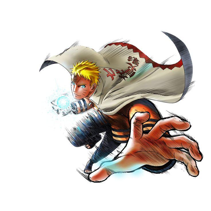 Naruto (7th Hokage) v1 render NxB Ninja Tribes by ...