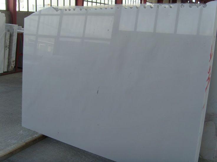 #Sivec #White #Marble by Mertika Marble LTD