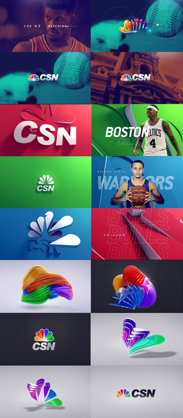 CSN CONCEPTS on Behance