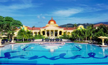Sandals Whitehouse, Jamaica, where I married my amazing hubby. :)