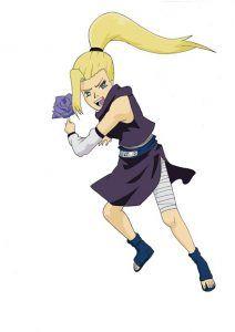 Ino Yamanaka (Naruto) - Manga / Anime Tutorial #manga #anime #tutorials