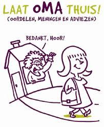 Laat oma thuis! Communiceren kun je leren. #Ezelsbruggetjes #Handig