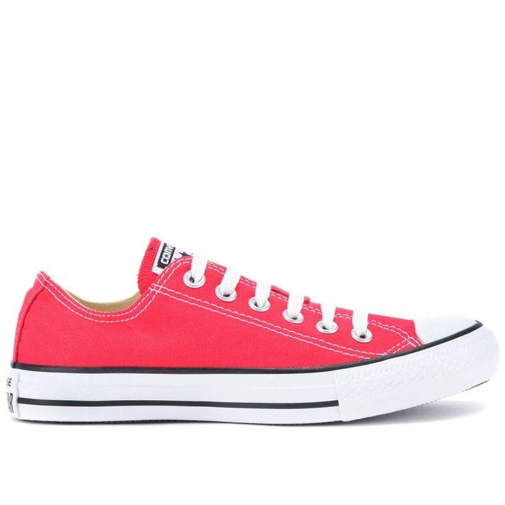 Compre Converse All Star : Tênis Converse All Star CT As Core Ox Vermelho CT00010004 por R$129,90 - Loja Virus