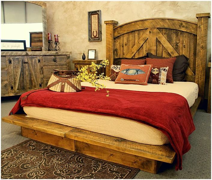 Western Bedroom Sets