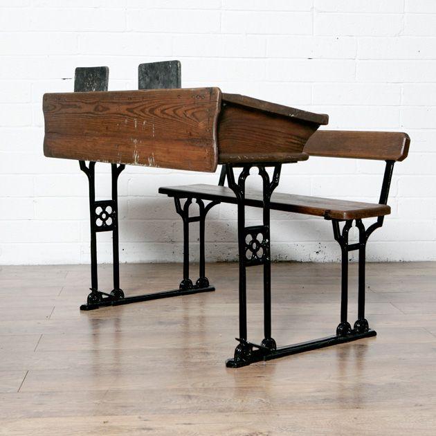 Antique School Desk Value Antique Furniture