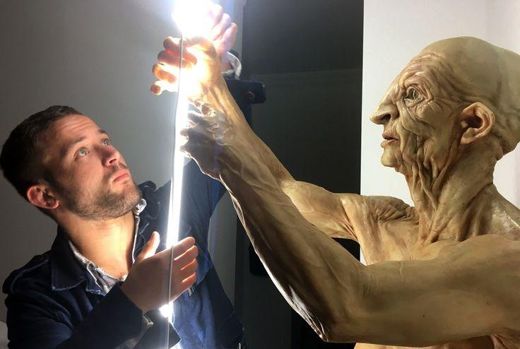 Andrzej Szymczyk rzeźba 'Dyptyk'
