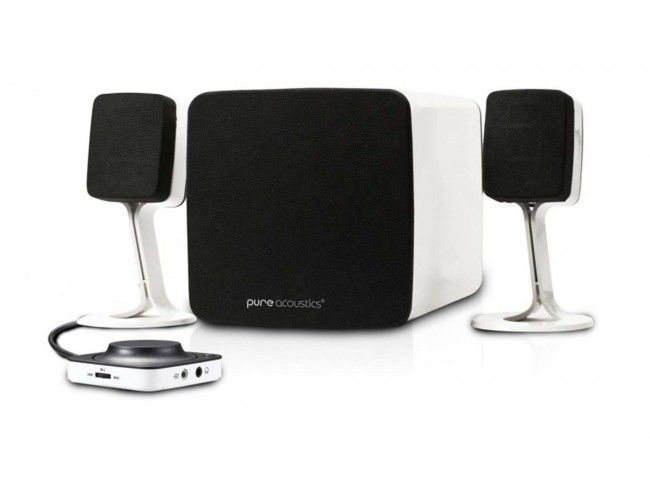 Pure Acoustics MTX-460 - Bluetooth Speakers - 123platenspeler.nl