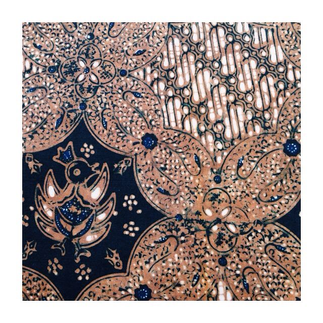 The wonderful Lawasan Batik pattern      #djokdjabatik